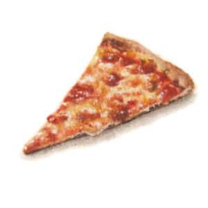 DOLLAR PIZZA SLICE