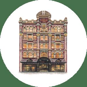 The Strand Arcade Original