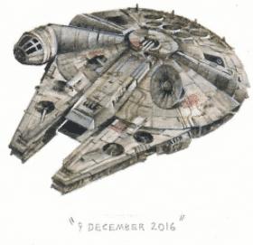 ORIGINAL ARTWORK   9 Dec 16