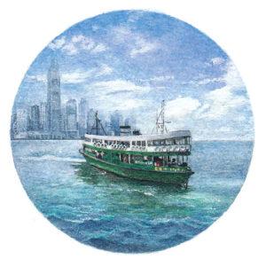 3 x Hong Kong Originals