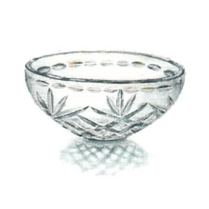 Crystal Bowl Original
