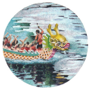 The Dragon Boat